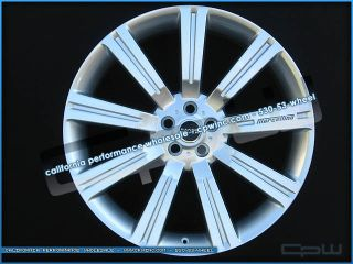 24 inch Silver Rims Range Land Rover Wheels with Tires Sport LR3 LR4