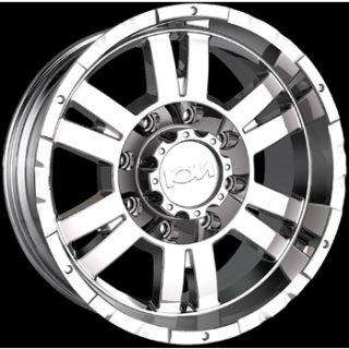 15x8 Chrome Wheel Alloy ion Style 182 5x4 75 s 10 Rim