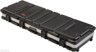 SKB ATA Keyboard Case 76 Keys 76 Key KYBD Case w Wheels