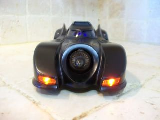 Batman 1 18 Custom 1989 Batmobile Michael Keaton Working Lights