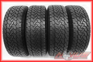 F250 F350 EXCURSION POLISHED ALLOY OEM WHEELS BFG BFGOODRICH TIRES 18