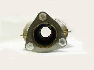 OBX Exhaust Cat Delete Resonator Pipe 92 95 Honda Civic