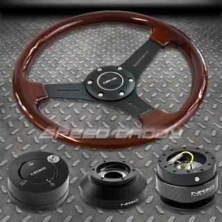 STEERING WHEEL+HUB+CARBON QUICK RELEASE+MB LOCK KIT 84 90 BMW E30/M5