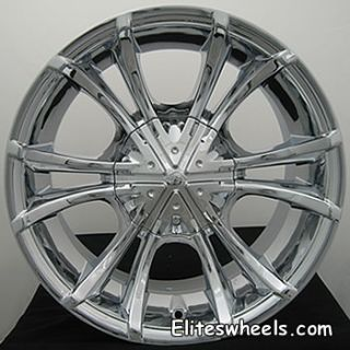 20 inch Chrome Wheels Rims Sale 1500 GMC 6x5 5 Truck