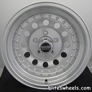 15x10 Machined Wheel American Racing Outlaw II 5x4 75