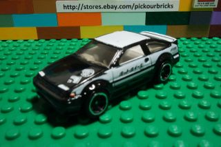 Hot Wheels TOYOTA AE 86 COROLLA Japanese Diecast Vehicle Car   HW City