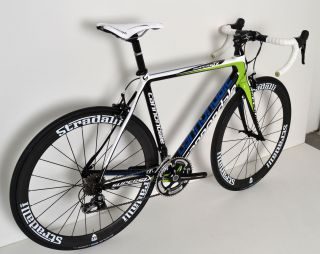 Cannondale Supersix 5 Five Carbon Road Bike Shimano 105 FSA
