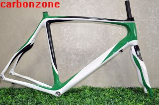 100% full Carbon,Road bicycle RB004 Frameset (include a frame,a front