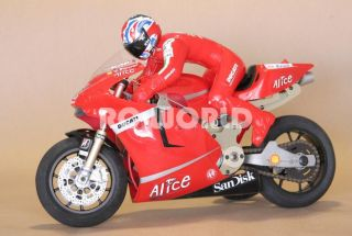 RC 1 5 RC Bike Motorcycle Ducati 2 4GHz Ready to Run