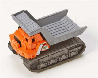 Tipper MBX 2012 Collection Diecast Construction Dump Truck 113