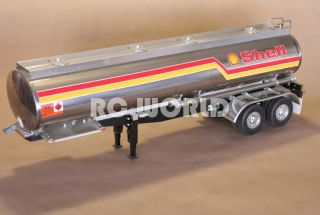 Tamiya 1 14 RC Tractor Trailer Shell Gas Tanker New