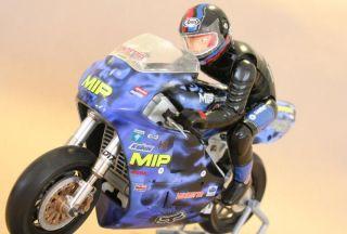 Kyosho Hor 1 8 RC Bike Motorcycle Honda Suzuki RTR