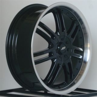 17 inch Black Wheels Rims Pontiac Grand Am Prix Aztek