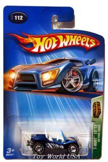 2004 Hot Wheels Treasure Hunt 112 Meyers Manx