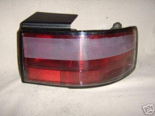 1995 1997 Cadillac Seville Tail Light Right B27 113