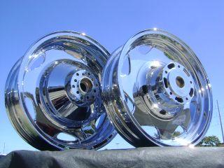 Suzuki Intruder VL1500 VL 1500 C90 2004 2010 Chrome Wheels