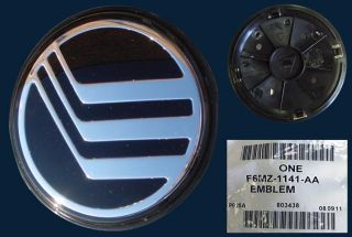 92 02 Mercury Grand Marquis Center Cap for Chrome Hubcaps Only OEM