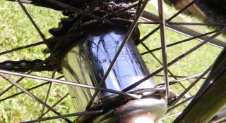 Original Vtg 1964 Schwinn Traveler Road Bicycle 26 with s Seat Saddle