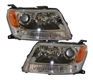 OE 06 08 Suzuki Grand Vitara Lens Housing Head Light Headlight LH RH
