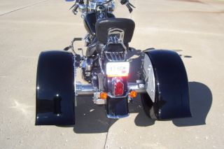 Cass County Choppers Harley Davidson Soft Tail Trike Conversion Kit
