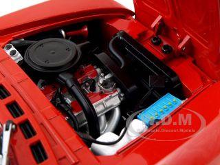 1970 Fiat Spider 124 bs1 Red 1 18 Platinum Ed Model