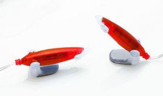 Pilot Automotive CZ 203R Adjustable Mini LED Light Red