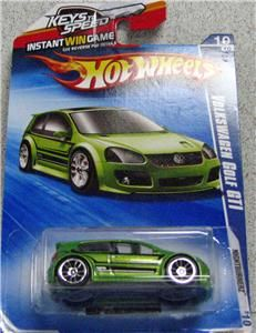 Hot Wheels Volkswagen Golf GTI 2010 Nightburnerz 10 10