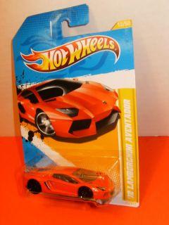 2012 Hot Wheels 12 Lamborghini Aventador LP700 4 V12 Diecast 12 50 12