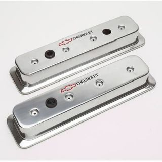 Proform 141 130 Valve Covers Tall Centerbolt Chevy SB