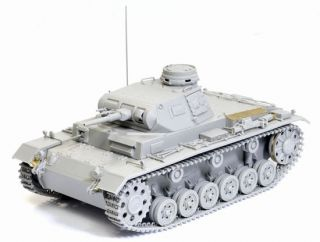 Pz.Kpfw.III Ausf.F, Dragon/DML Smart Kit #6632!