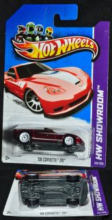 4727M Hot Wheels 2013 Super Treasure Hunts 09 Corvette ZR1