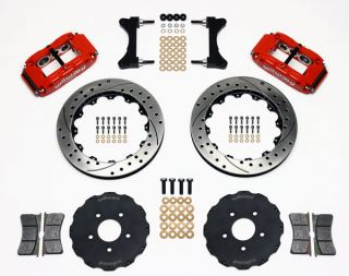 Wilwood Disc Brake Kit 06 Mitsubishi Lancer EVO IX R Dr