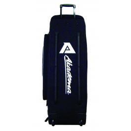 New Akadema Baseball Softball Rolling Bat Black Bag