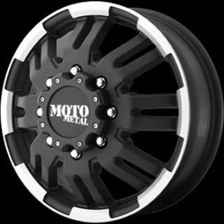 17x6 Black Wheel Moto Metal MO963 8x200