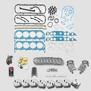 Fed Mogul Engine Rebuild Kit BBC Markiv 454 030 Bore 040 Rods 010