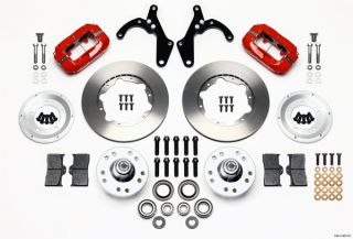 Wilwood Disc Brake Kit Front 55 57 Chevy 150 210 Bel Air 11 Rotors