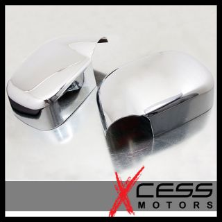 Fit 02 08 Dodge RAM 1500 2500 3500 Chrome Side Mirror Cover