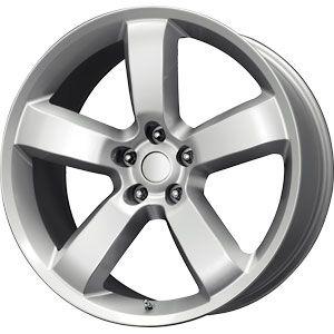 New 20x9 5x115 Replica Charger SRT8 Wheels Rims