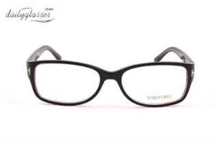 Tom Ford Eyeglasses TF5143 005 Black New Sunglasses