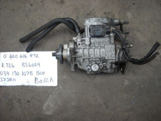 Skoda Fabia VW 1 9 SDI Diesel Fuel Injector Injection Pump Bosch Polo