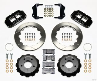 Wilwood Disc Brake Kit Front 1985 1987 Chevy Corvette C 4 13 Rot