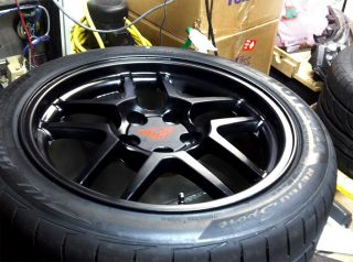 and on a amg rim too. this one i gave a gloss black inlay, looked sick
