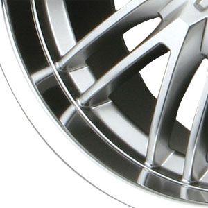 New 19X8.5 5 120 Matrix Hyper Black Machined Wheel/Rim