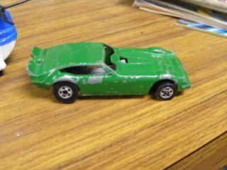 Vintage Hot Wheels Matchbox Corgi Car Collection Various Cars Joker