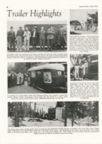 Travel Trailer Camping Magazines of The 1930s on DVD
