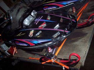 96 Polaris Indy Storm 800 RMK SKS XCR 600 Snowmobile Heat Exchanger