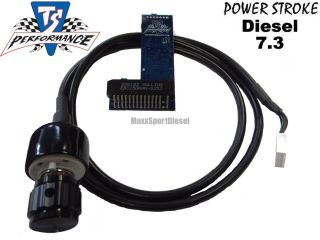 Ford F Series 7.3L Powerstroke TS Performance 6 Position Chip 140+ HP
