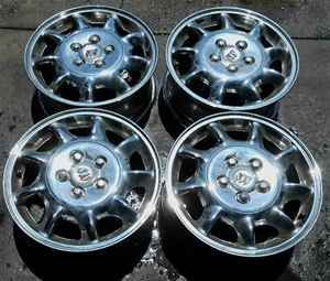 00 04 Park Avenue 16 Chrome Wheels Rim Set P05 LKQ