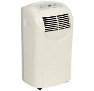 Fedders AZ6P09S2A White 9000 BTU Portable Air Conditioner
