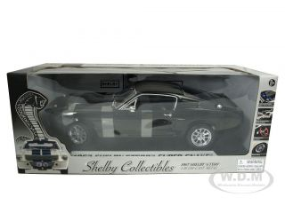 Brand new 118 scale diecast model of 1967 Shelby Mustang GT500 Super